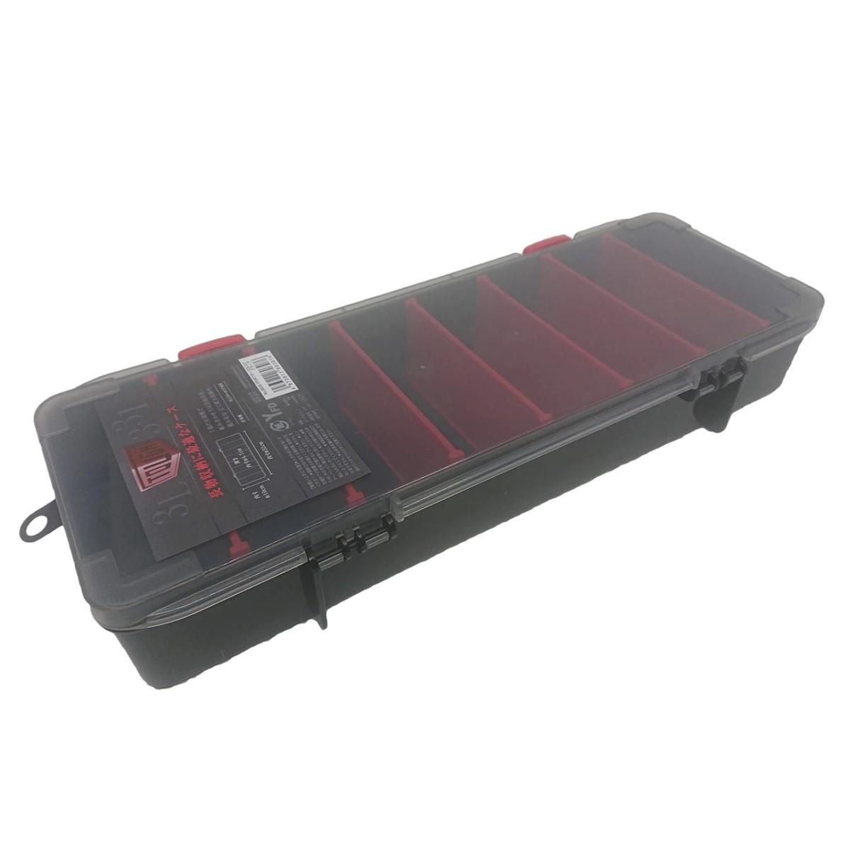 Кутия за воблери Yamada YFD Tough Case Black 3L331