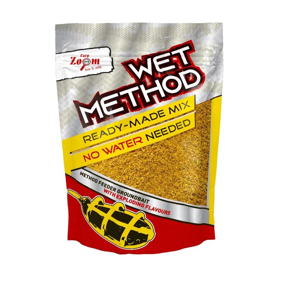 Микс за метод фидер CZ Wet Method Groundbait NBC-Pineapple