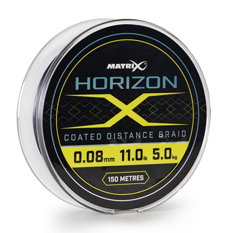 Плетено влакно Matrix Horizon X Coated Braid 150m 0.08mm