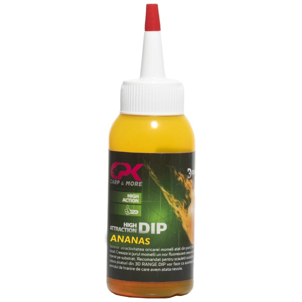 Пушещ дип CPK 3D Range Dip Ananas 50ml