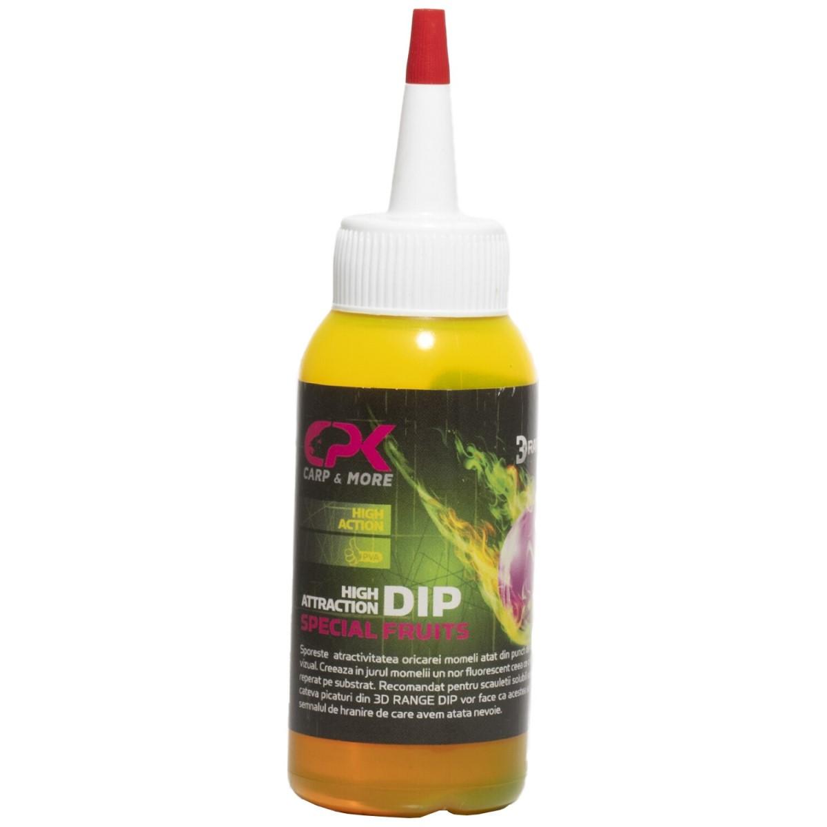 Пушещ дип CPK 3D Range Dip Special Fruits 50ml