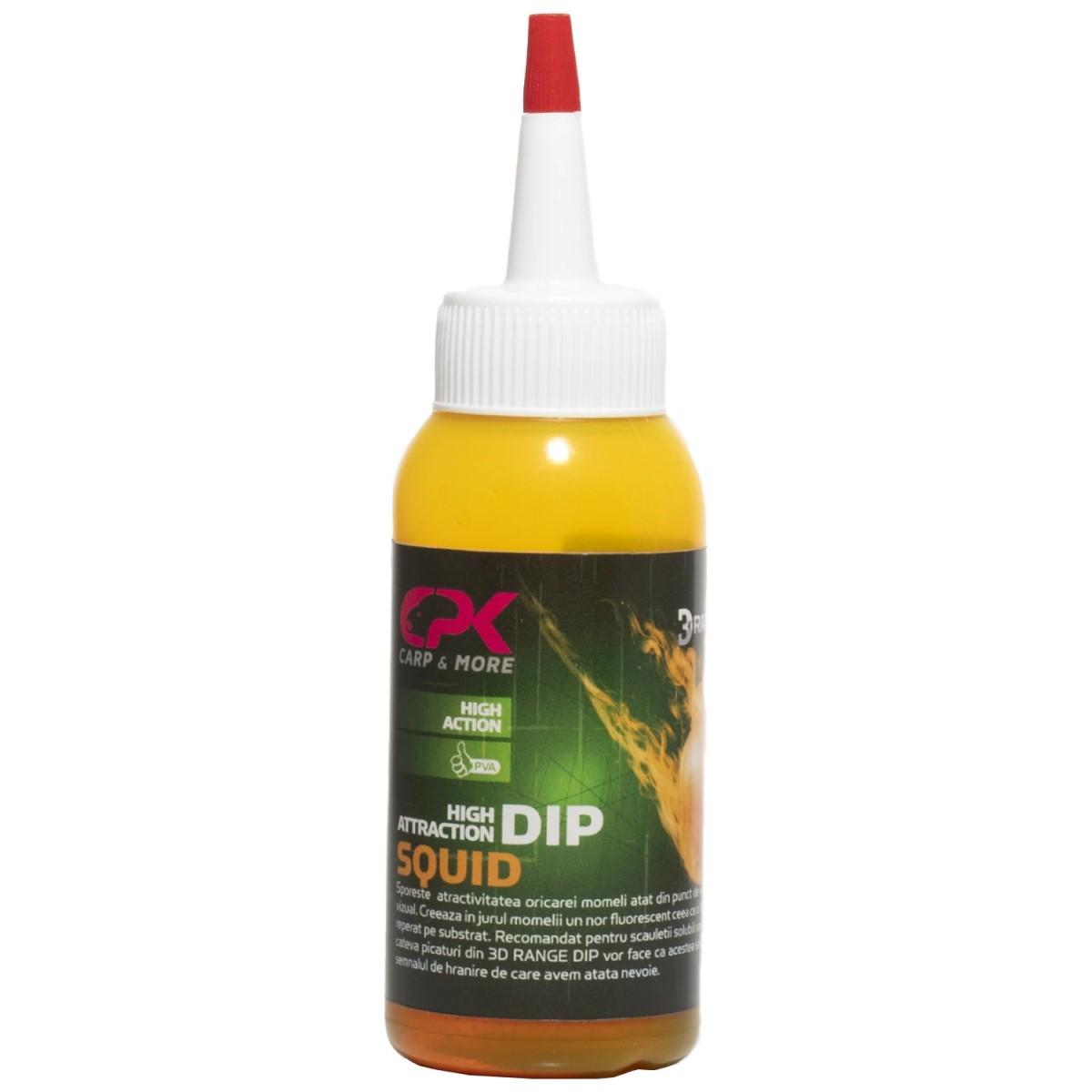 Пушещ дип CPK 3D Range Dip Squid 50ml