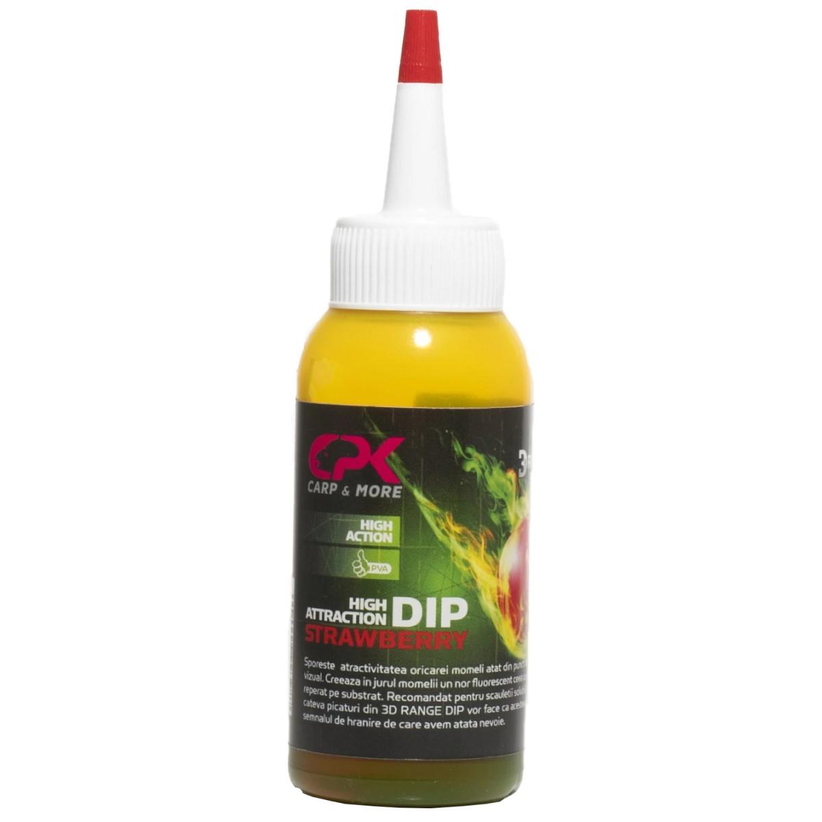 Пушещ дип CPK 3D Range Dip Strawberry 50ml
