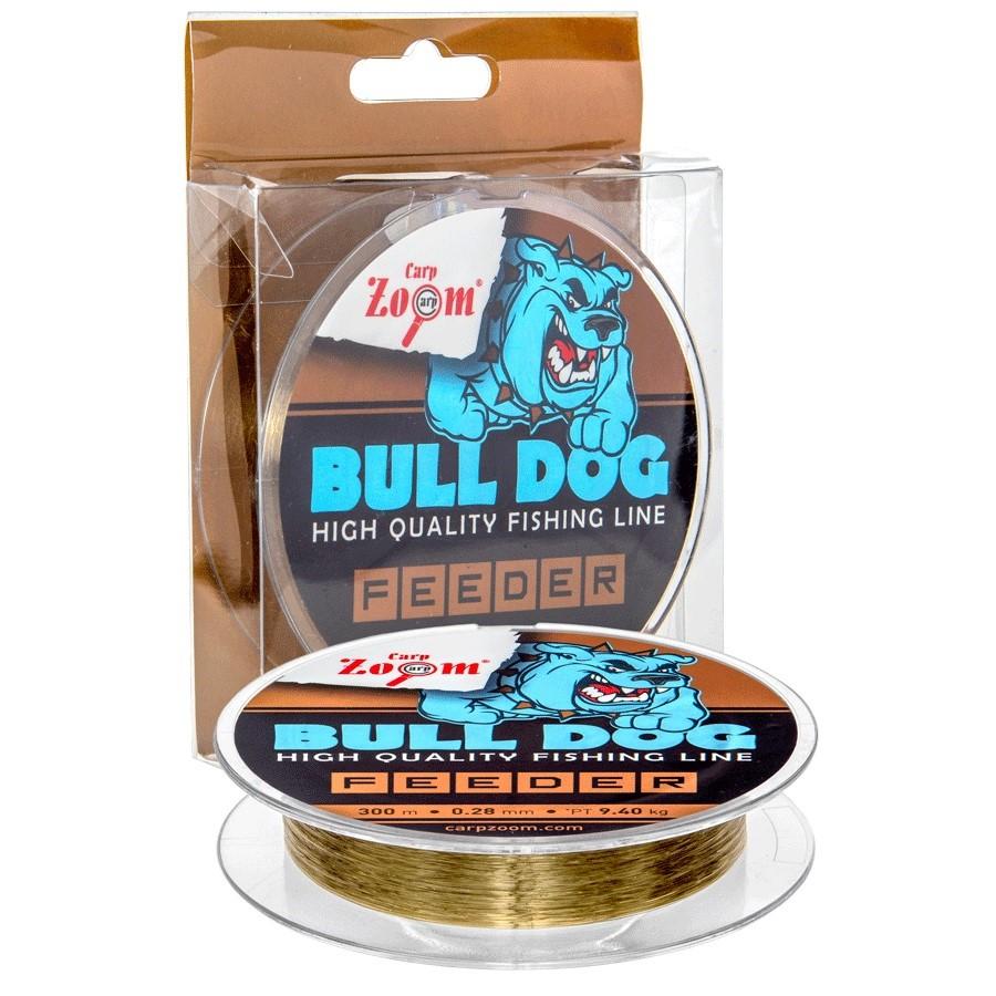 Риболовно влакно Carp Zoom Feeder Bull-Dog Feeder 300m