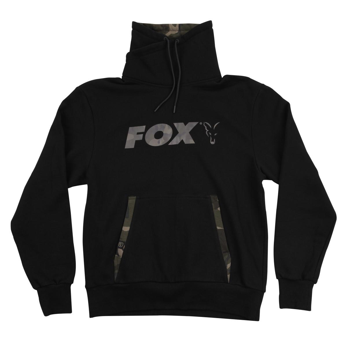 Суитчер Fox Black Camo High Neck