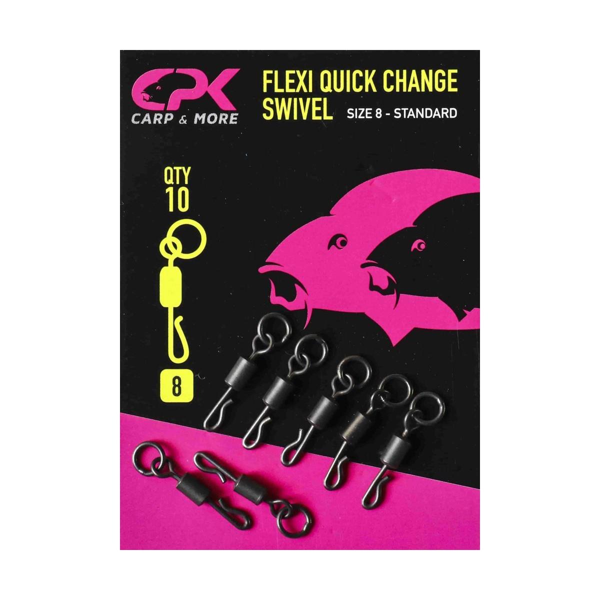 Бърза връзка с халка CPK Flexi Quick Change Swivel