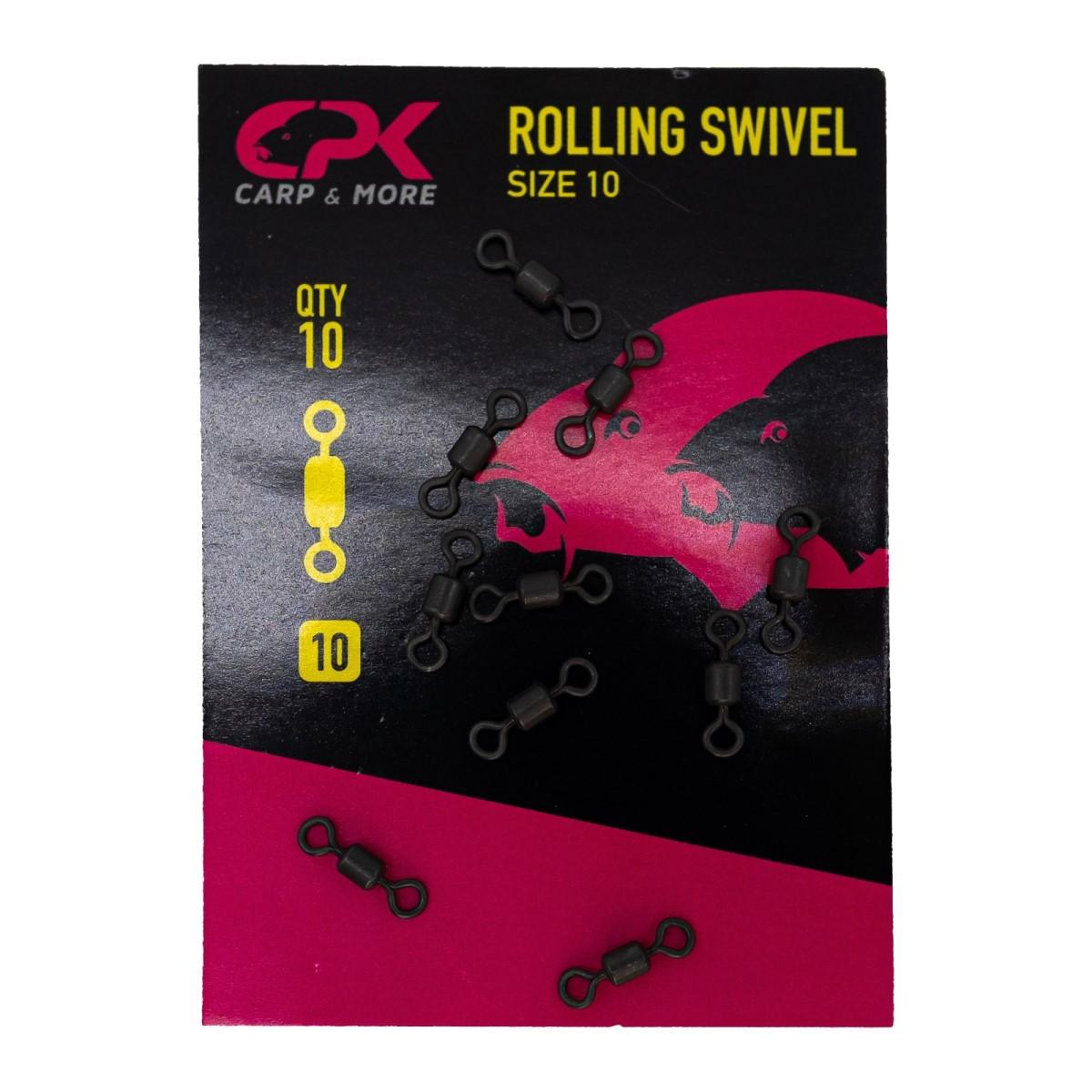 Вирбел единичен CPK Rolling Swivel