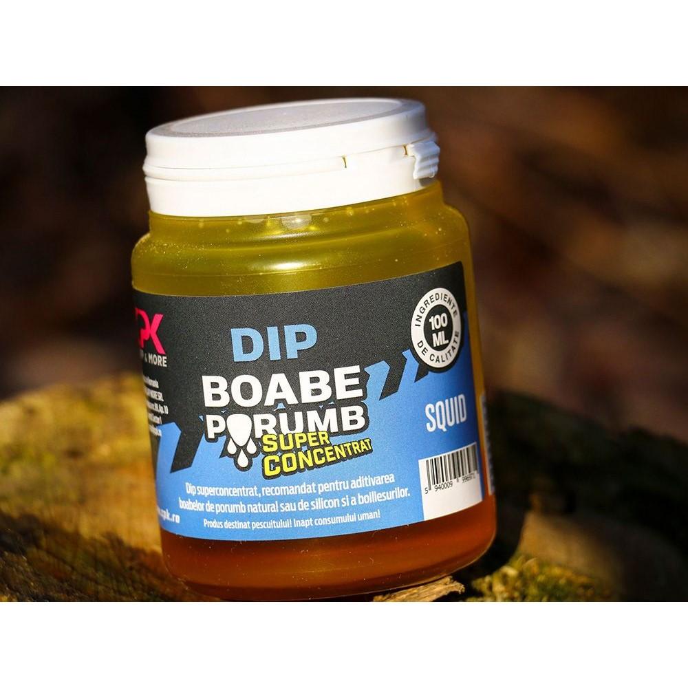 Дип Калмари CPK Boabe Porumb Super Concentrat Squid