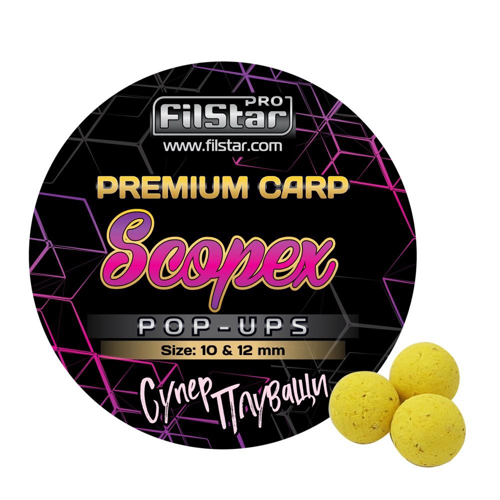 Pop-Ups FilStar Premium Carp Scopex