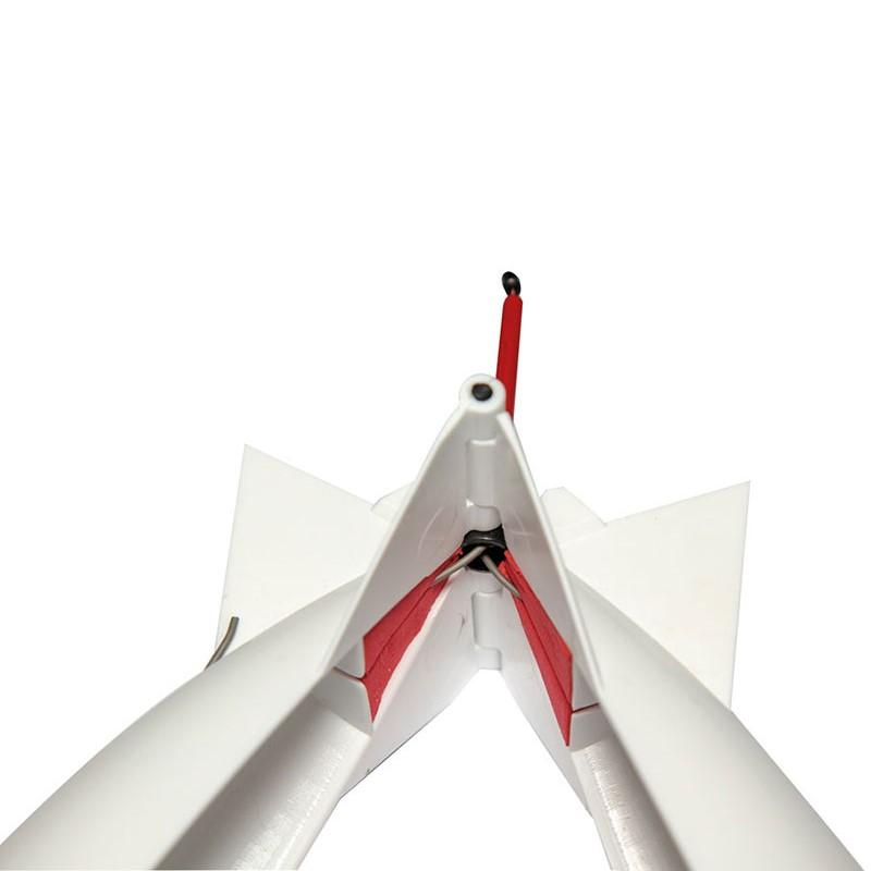 Ракета за захранване Spomb Midi X White