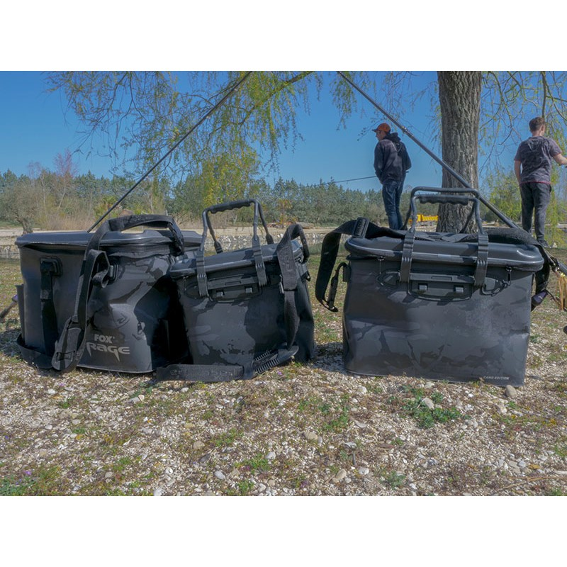 Чанта рибарска Fox Rage Voyager Camo Welded Bag
