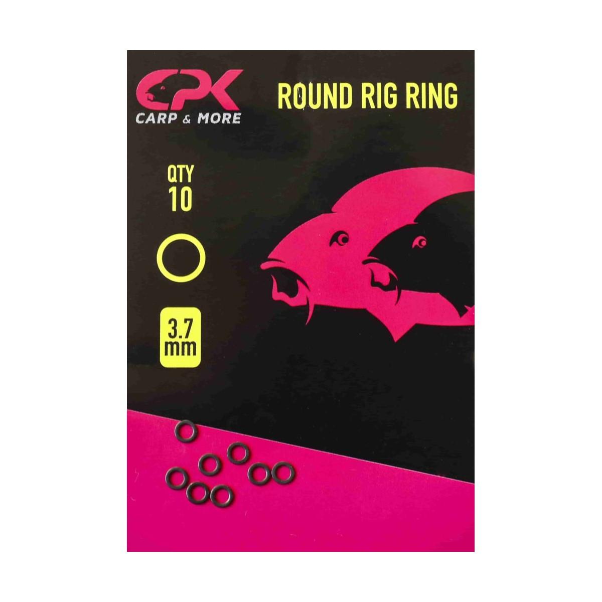Халка за шарански монтажи CPK Round Rig Ring