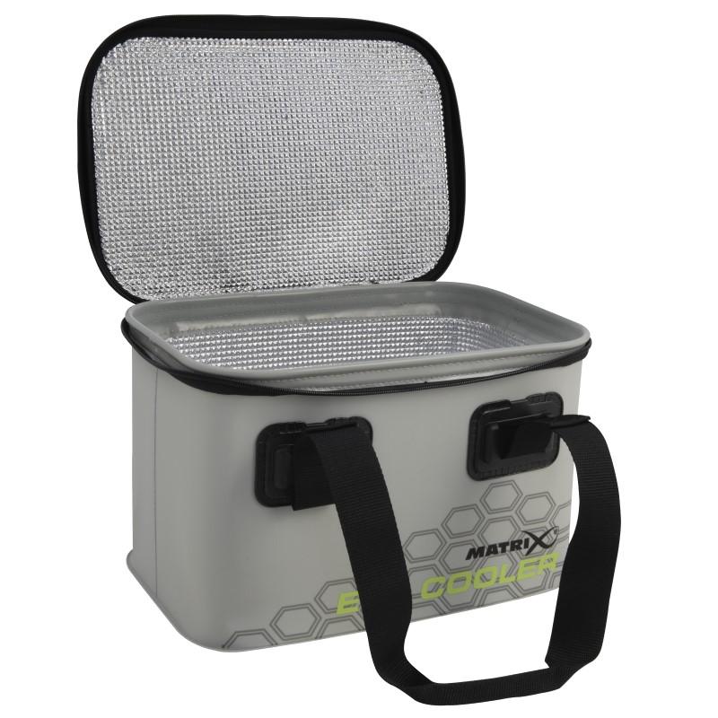 Хладилна чанта Matrix EVA Cooler Bag Light Grey