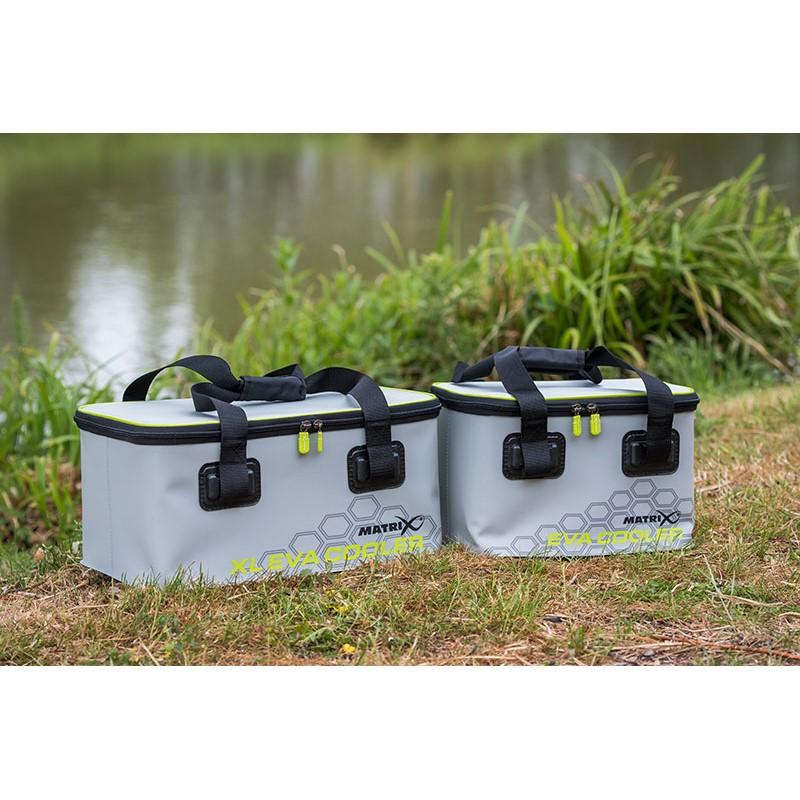 Хладилна чанта Matrix EVA XL Cooler Bag Light Grey