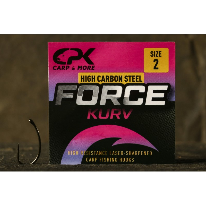 Шарански куки CPK Force Kurv