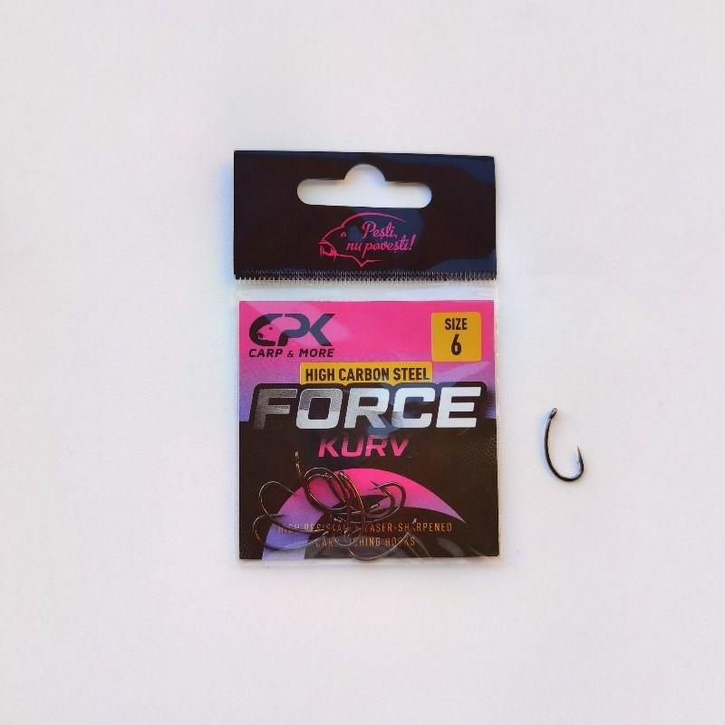 Шарански куки CPK Force Kurv 6