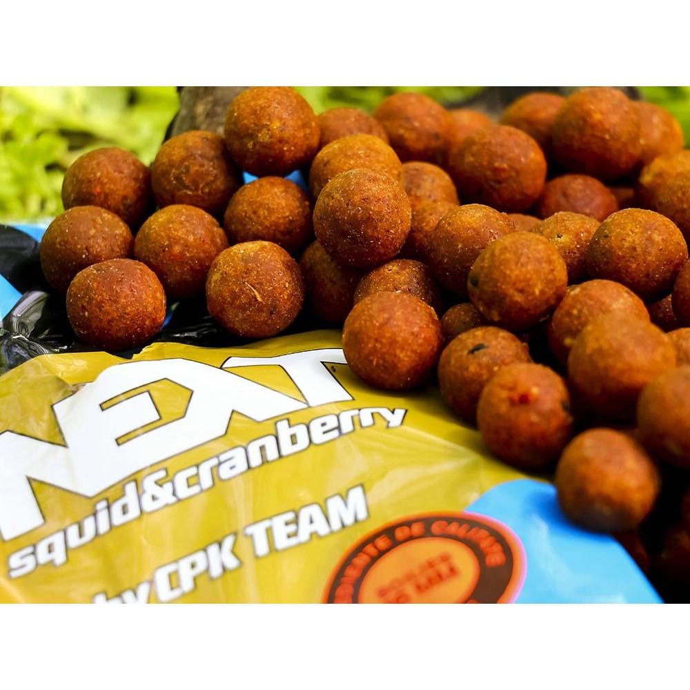 CPK Next Squid Cranberry бавноразтворими протеинови топчета