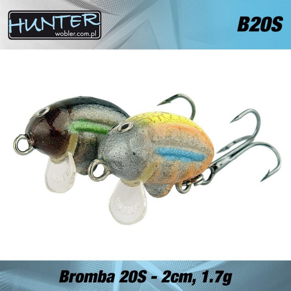 Воблер Hunter Bromba Sinking 2см
