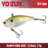 Воблер Yo-Zuri Rattl'n Vibe Sinking 65mm R1160