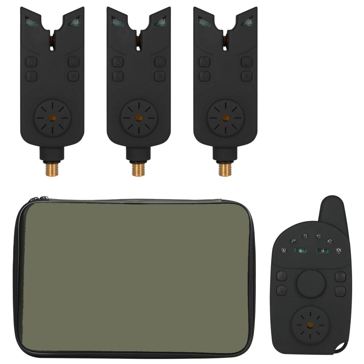 Комплект сигнализатори JY-12-3