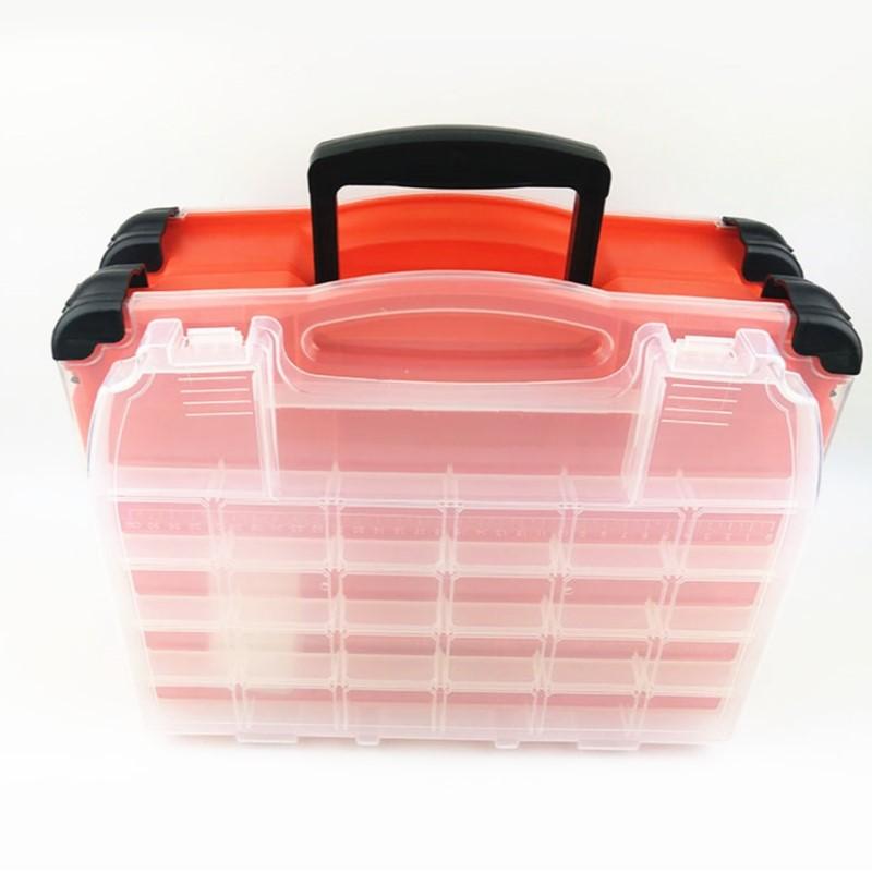 Куфар за риболов Kesaike Big Size Double Tackle Box