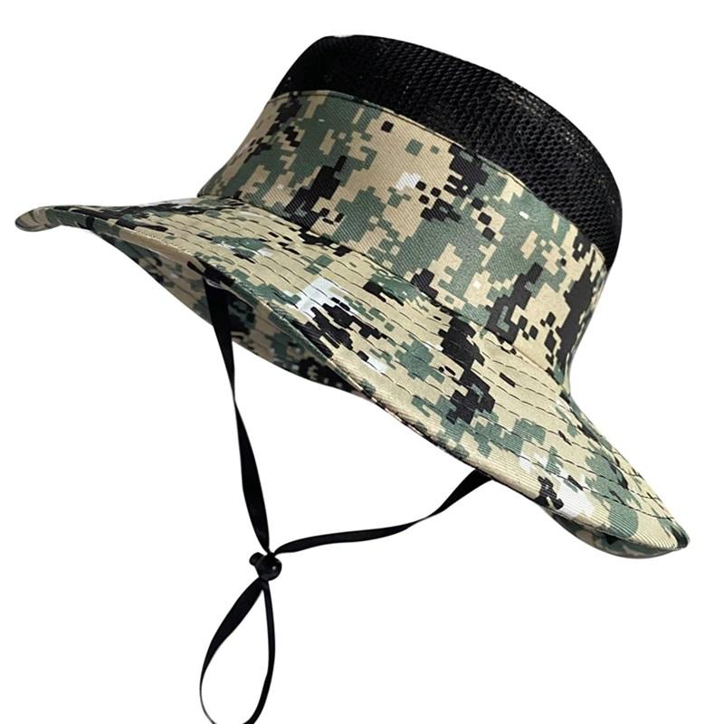 Лятна шапка с периферия XL