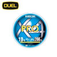 Плетено влакно Duel HARDCORE X4 PRO 200m Yellow