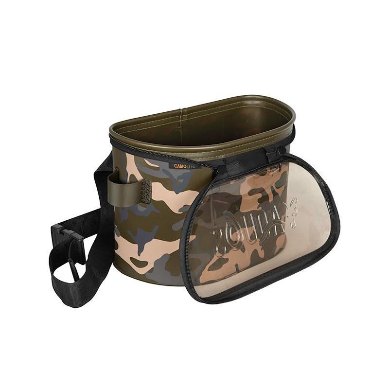 Чанта за стръв Fox Aquos Camolite EVA Bait Belt 8L
