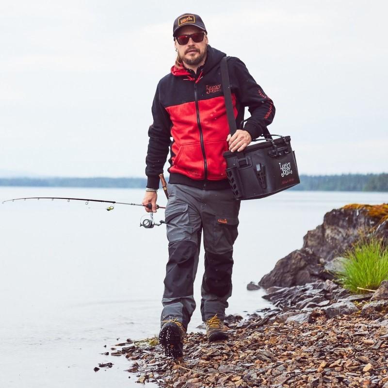 Чанта рибарска Lucky John EVA Boat Bag