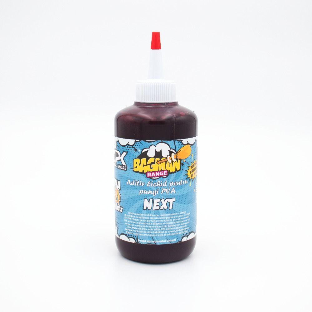 Бустер CPK PVA BagMan Next Squid Cranberry Калмари Червена боровинка