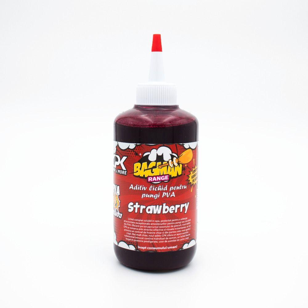 Бустер CPK PVA BagMan Strawberry Ягода