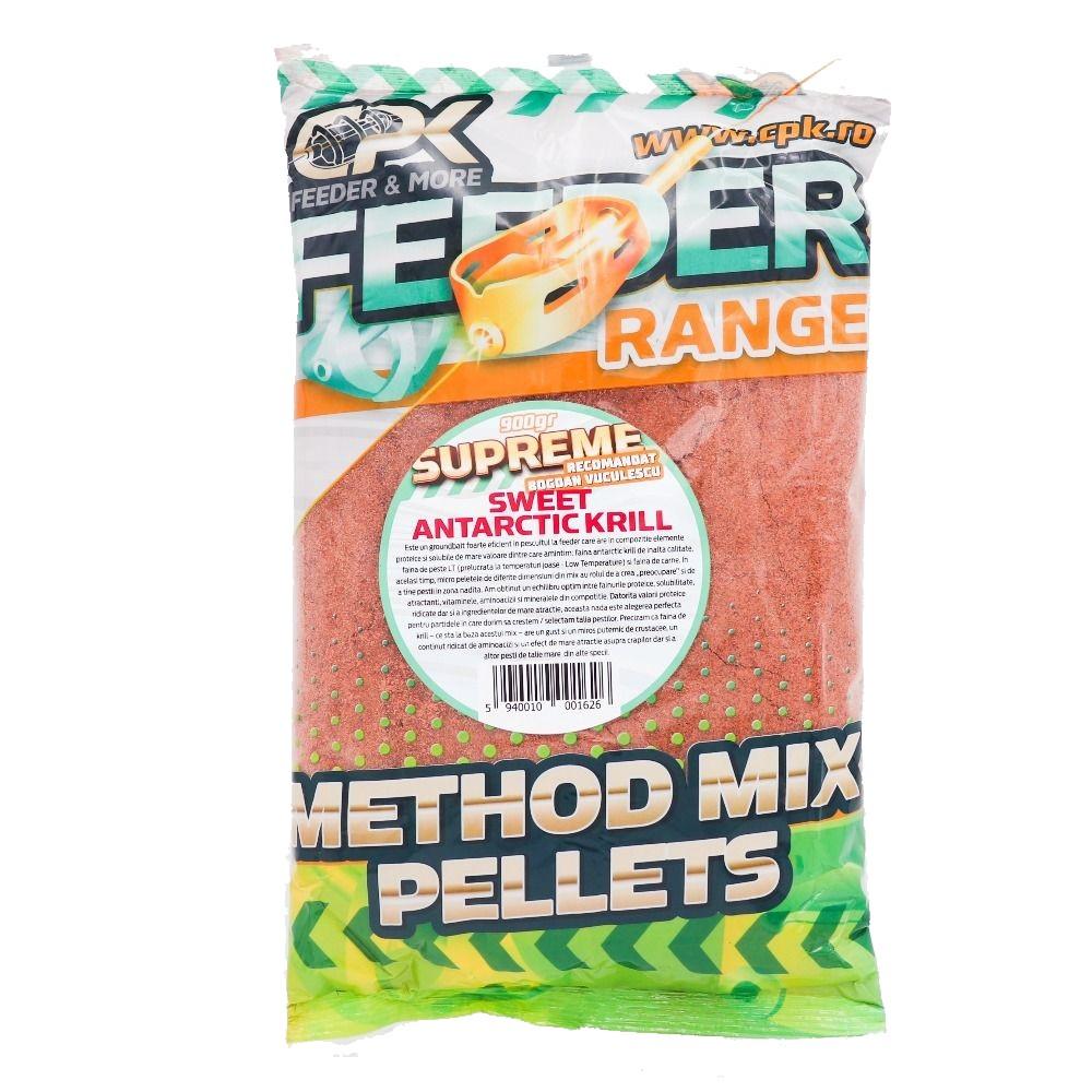 Захранка CPK Method Feeder Supreme Sweet Antarctic Krill