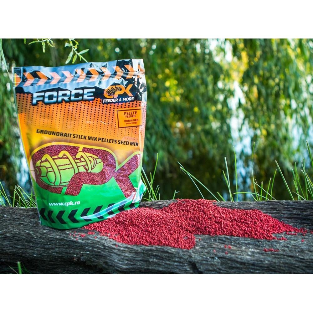 Микро пелети Robin Red CPK Feeder 2mm