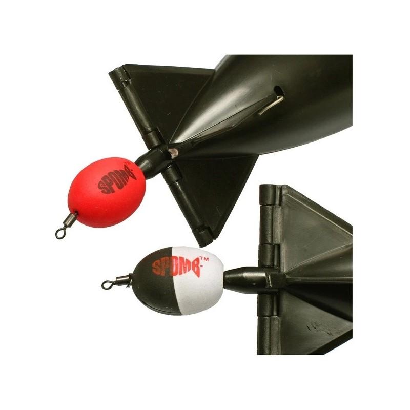 Поплавък за ракета за захранване Spomb Float