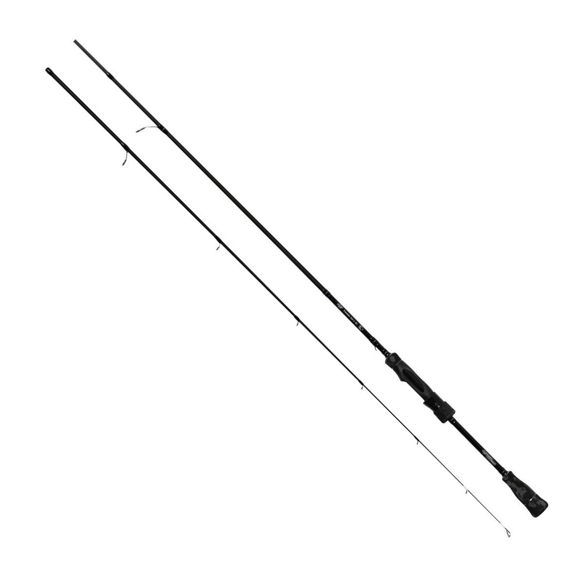 Спининг въдица Fox Rage Street Fighter Finesse Rod 1.90m 1-8g