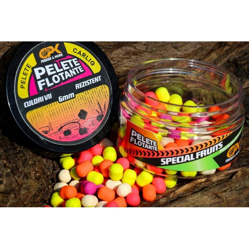 CPK Pelete Flotante Special Fruits 6mm плуващи дъмбели