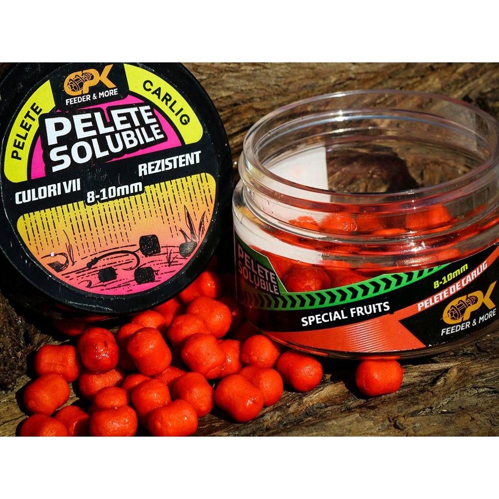CPK Pelete Solubile Feeder 8-10mm Special Fruits бързоразтворими пелети