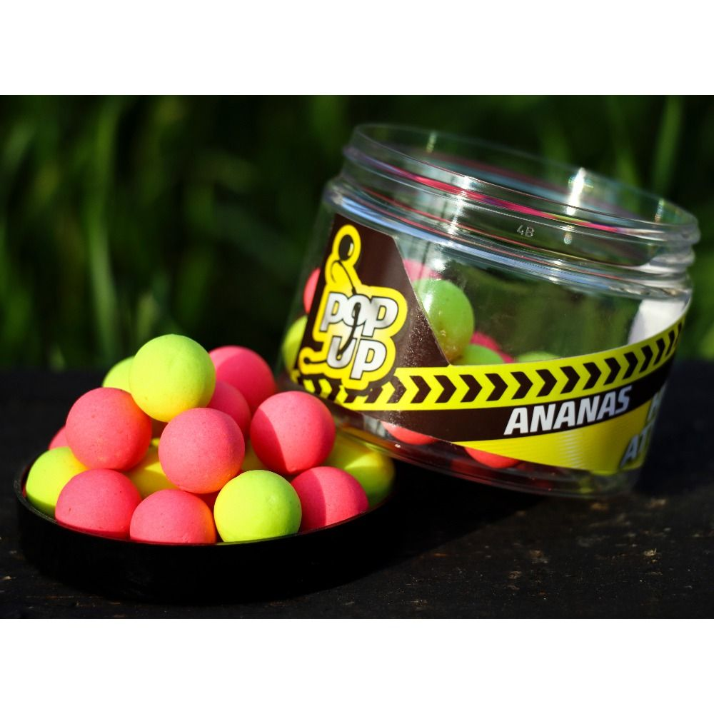 CPK Pop-Up MK25 Ananas 16mm плуващи топчета