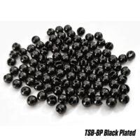 Волфрамово утежнение Fudo Tungsten Slotted Beads Black Plated