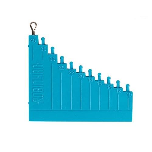 Инструмент за измерване дължината на монтажи за косъм Blue