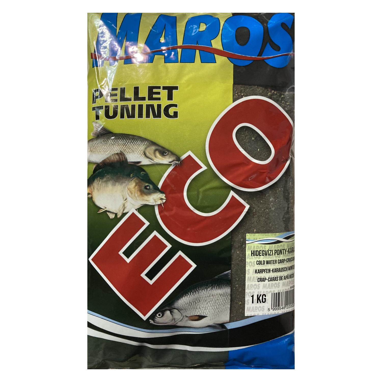 Захранка Maros Mix ECO Pellet Tuning Cold Water Carp Crucian 1kg