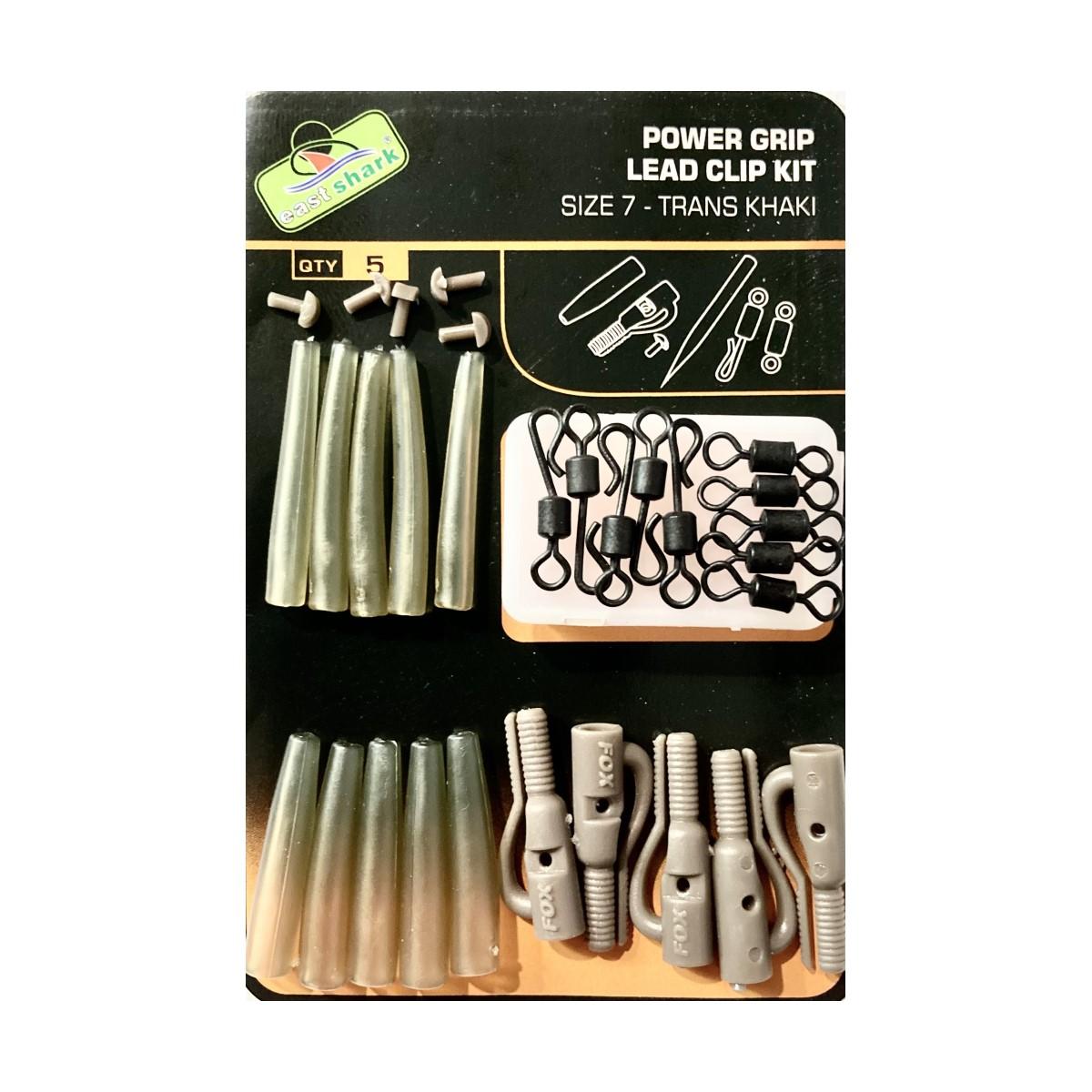 Комплект за монтаж Eastshark Power Grip Lead Clip Kit
