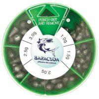 Кутия с оливетки Baracuda Set 05
