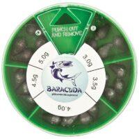 Кутия с оливетки Baracuda Set 06