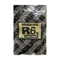 Пелети потъващи Ringers R6 Halibut Pellets 6mm