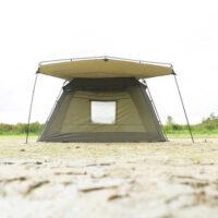 Тента за палатка Avid Carp Screen House 4D Peaked Skull Cap