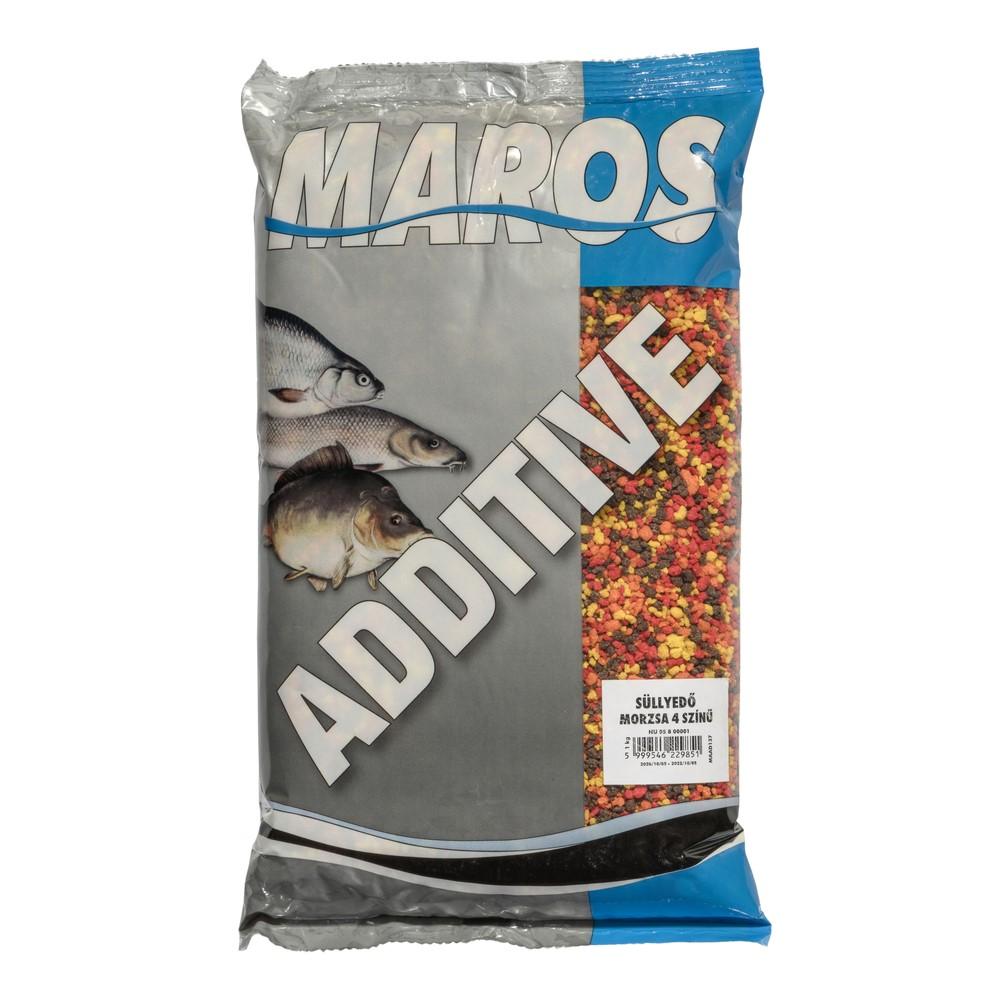 Троха за риболов Maros Mix Sinking Crumbs 4 Colors