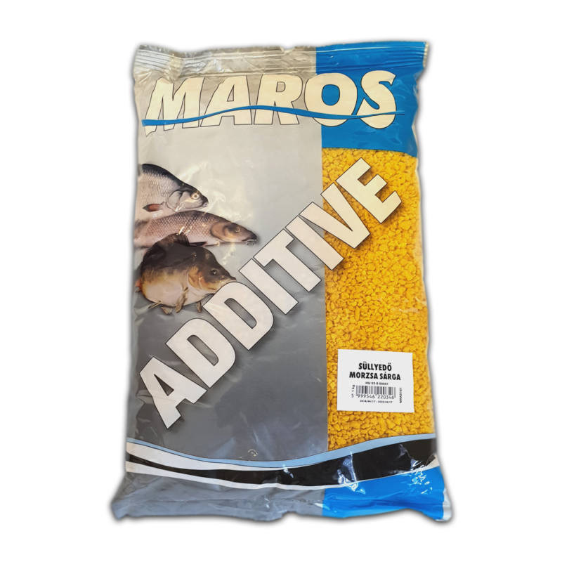Троха за риболов Maros Mix Sinking Crumbs Yellow